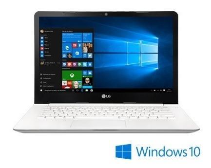 Notebook Lg Ultra Slim 14u360 Intel Celeron N3150 1.6 Ghz 40