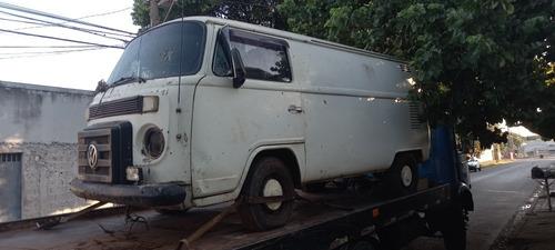 Imagem 1 de 12 de Volkswagen Kombi Kombi Furgao Diesel