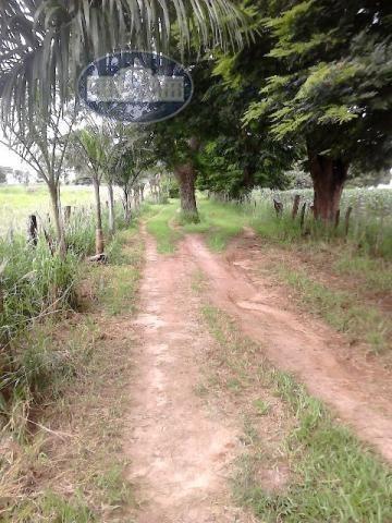 Sítio Rural À Venda, Zona Rural, Guararapes. - Si0009