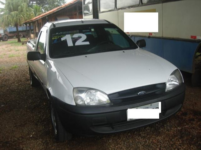 Ford,courier L 1.6, Ano 2012
