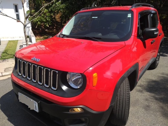 Jeep Renegade Sport 1.8 Flex Manual 2016/16 Unica Dona