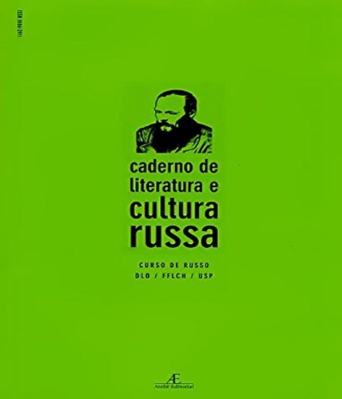 Caderno De Literatura E Cultura Russa