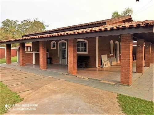 Chácara À Venda, 748 M² Por R$ 450.000,00 - Jardim Maracanã - Atibaia/sp - Ch0026