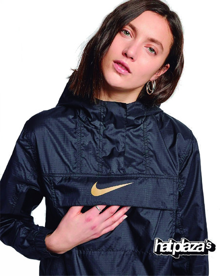 Hat Plaza Rompevienos Nike Anorak Sportswear Animal Print