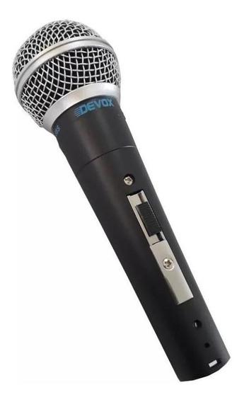 Microfone Devox Dx-58s
