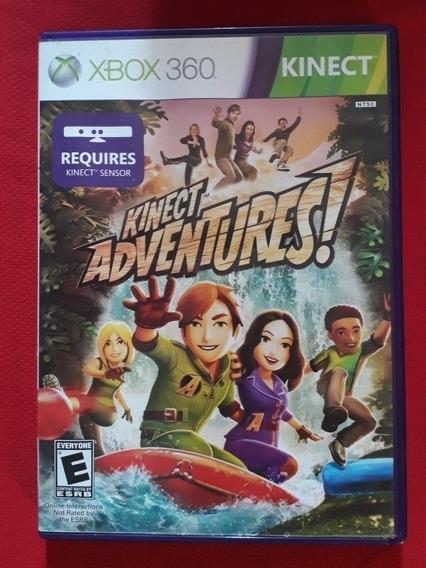Kinect Adventures Xbox 360 - Jogo Original