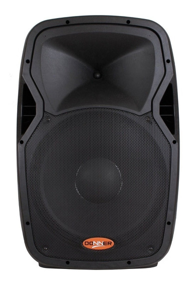Caixa Ativa Donner Edge15 Bluetooth 300w