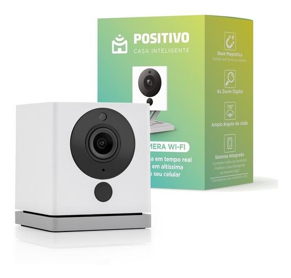 Smart Câmera 360 Wi-fi, Positivo Casa Inteligente, 1080p Ful