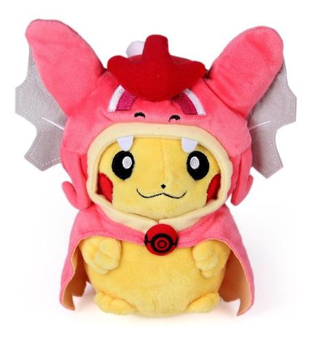 Peluche Pikachu Pokemon Hipoalergénico 25cm (clase A1)