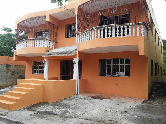 Apartamento 2do Nivel En Sante 3, 2 Hab, 1 Baño, Parqueo