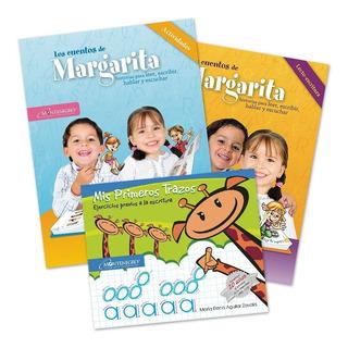 Paquete De Libros Cuentos De Margarita