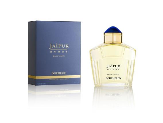 Perfume Jaipur Homme Boucheron 100 Ml Lacrado - Selo Adipec