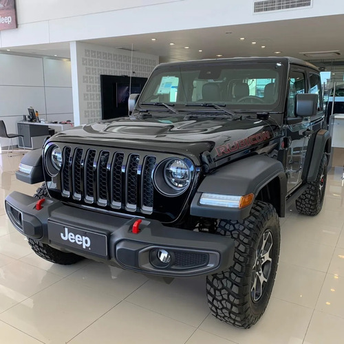 Jeep Wrangler 3.6l Rubicon 284hp 3p As