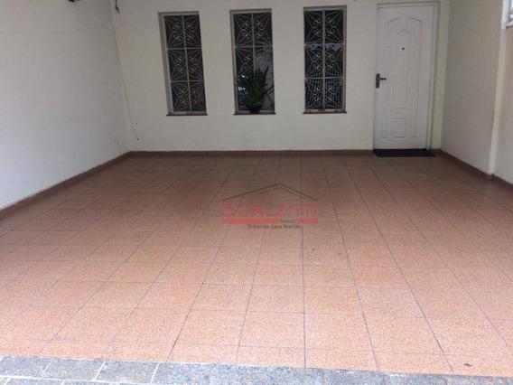 Casa Com 3 Dormitórios À Venda, 189 M² Por R$ 950.000 - Jardim Da Glória - São Paulo/sp - Ca0193