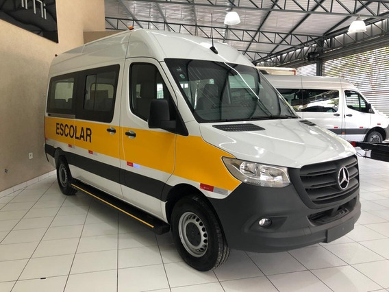 Mercedes-benz Sprinter 416 2020 0km Escolar 20 Lugares
