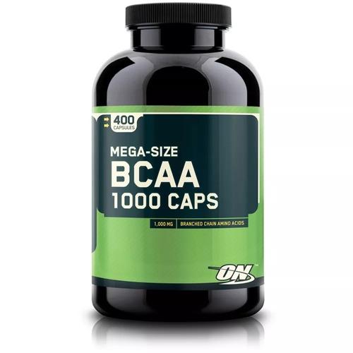 Bcaa Optimum Nutrition On 400 Caps Frete Grátis Importado