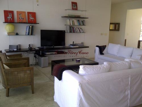 Venta Alquiler  Casa Con Hermosa Vista Al Mar En Country Privado - Ref: 14650