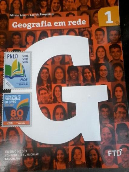 Geografia Em Rede Ensino Médio Um Alunos