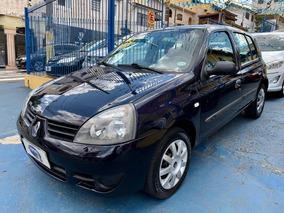 Renault Clio 1.0 Authentique Hi-flex!!! Oportunidade!!!