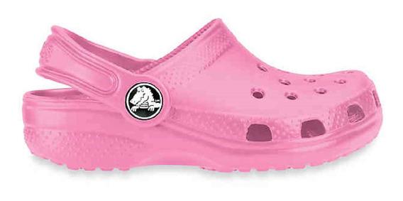 Crocs Originales Classic Rosa Nene Nena