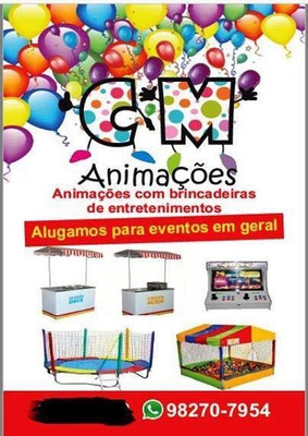 Cm Animações 91982707954 (zap)