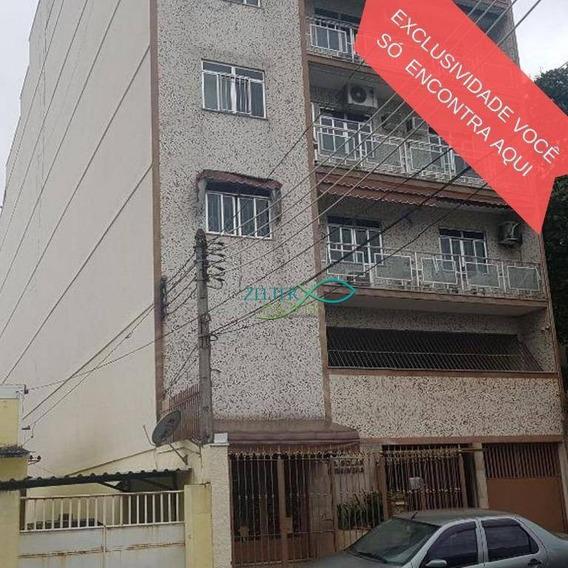 Largo Do Bicão - Varanda De Frente - Todo Em Porcelanato - Elevador - Rua Fechada - 1 Vaga Garagem - Ap1183