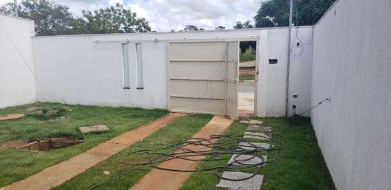 Casa Com 3 Quartos Para Comprar No São Pedro Em Esmeraldas/mg - 3516