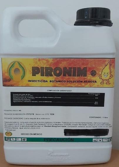 Pironim (aceite De Neem Y Piretrina Natural)