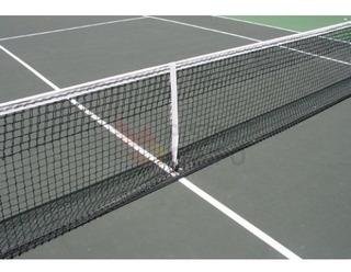 Rede Oficial De Tênis (nylon) Com Faixa Sintética