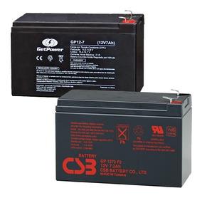 Bateria 12v 7a Selada Unipower Para Nobreak Alarme