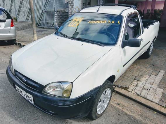 Ford Courier 2002 1.6 L 2p