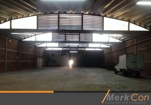 Bodega Renta 1,000 M2 Av. 8 De Julio Av Lopez De Legaspi Zona Industrial Jal Mx