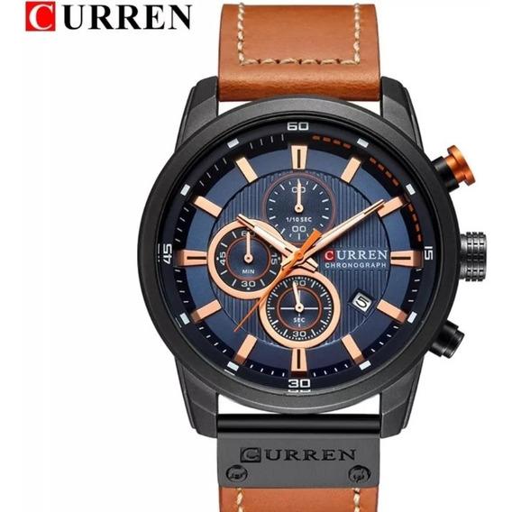 Relógio Curren Modelo 8291 Original