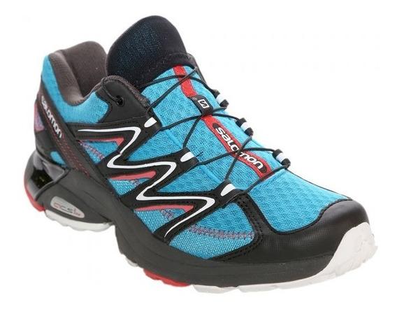 Zapatilla Salomon Mujer Trail Running Xt Weeze Cte/nja Ras