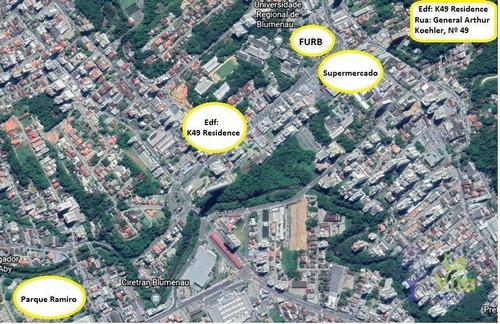 Imagem 1 de 25 de Apartamento Residencial À Venda E Locacao, Vila Nova, Blumenau. - Ap0155