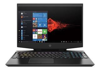 Notebook Hp Omen I7 10ma 16gb Ssd512 Gtx 1660ti 144hz 15,6