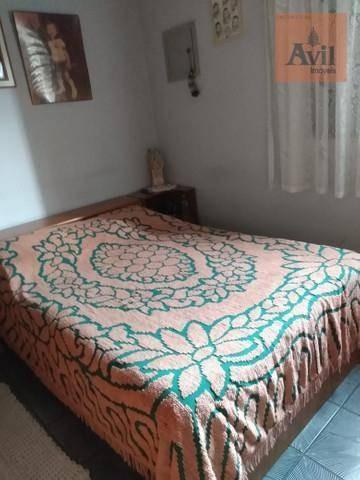 Sobrado Com 3 Dormitórios À Venda, 200 M² Por R$ 487.000,00 - Vila Ema - São Paulo/sp - So0891