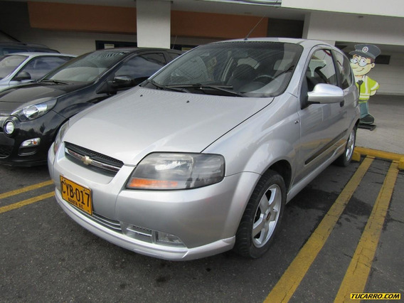 Chevrolet Aveo Limited 1.6 Mt