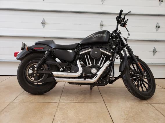Harley Davidson Sportster Iron 883 2015