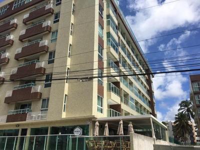 Apartamento Em Intermares, Cabedelo/pb De 44m² 2 Quartos À Venda Por R$ 350.000,00 - Ap211454