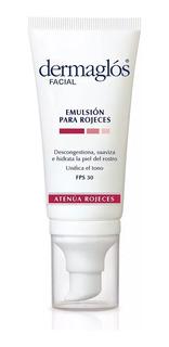 Dermaglós Facial Emulsión Con Fps 30 Pieles Con Rojeces 50ml
