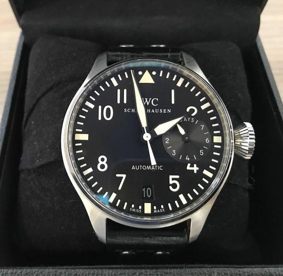 Relógio Iwc Big Pilot ( Eta Valjoux 7750 ).