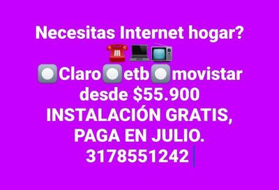 Oferta Internet Hogar