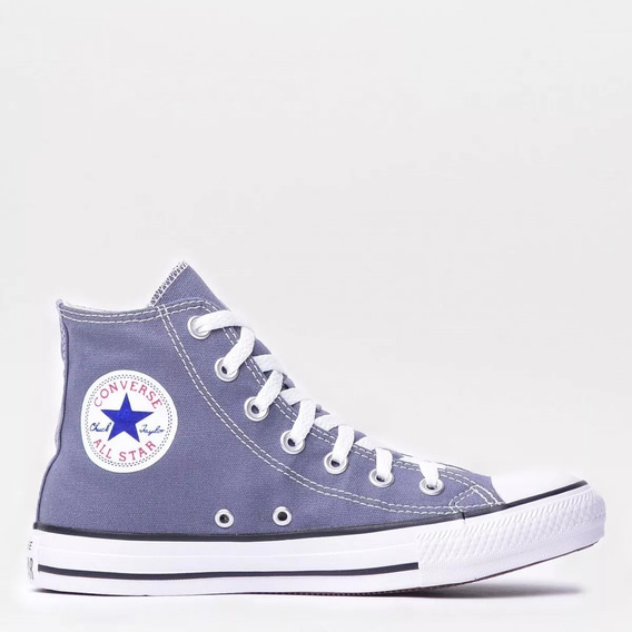 Tenis Converse All Star Ct Core Hi Bota Lavanda