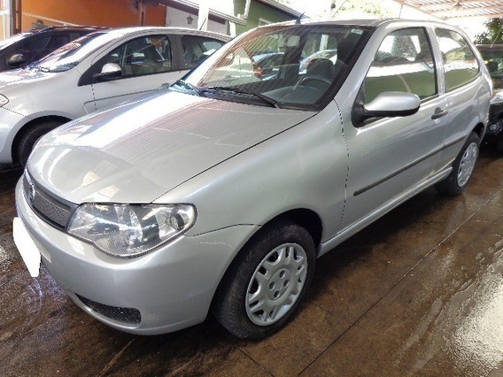 Fiat Palio Prata 1.0 Mpi Fire 8v Flex 2p Manual 2007