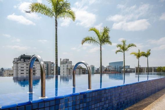 Apartamento Com 1 Dormitório À Venda, 54 M² Por R$ 1.053.239 - Itaim - São Paulo/sp - Ap13031