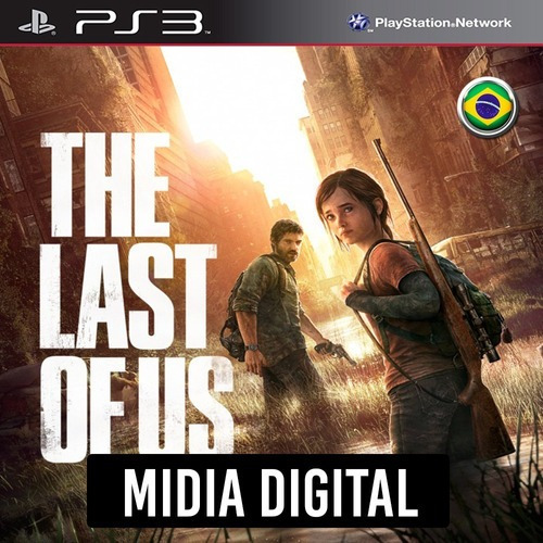 The Last Of Us - Dublado - Ps3 Psn*
