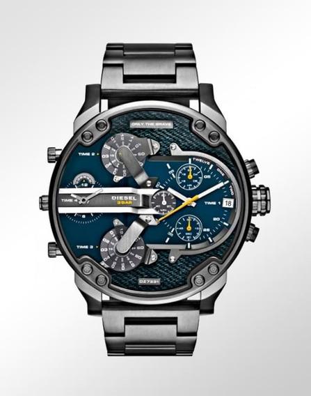 Relógio Diesel Masculino Mr. Daddy 2.0 Dz7331/1an