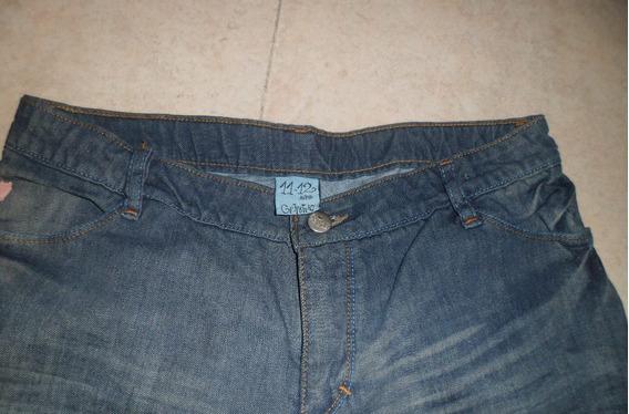 Pantalon Jeans Niña Grisino 11-12años