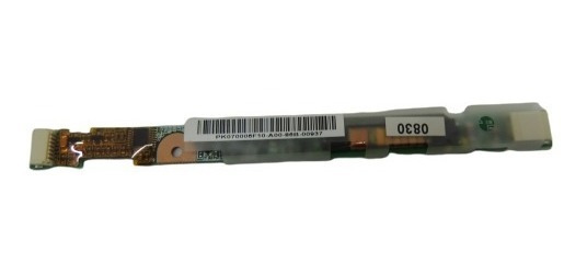 Inverter Da Tela Para O Notebook Intelbras I61